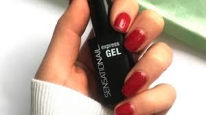 sensationail u0027s new express gel polish claims to rival a salon