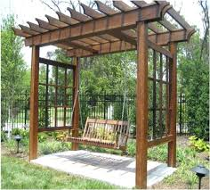 arbor swing plans free creative arbor swing decor wood arbor swing backyard arbor swing