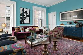 Jewel Tone Area Rug Aesthetic Peacock Colors Decor Image Decor In Living Room Eclectic