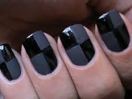 matte nail polish designs nail art gallery