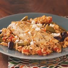 Mediterranean Style Chicken Recipe Easy Mediterranean Chicken Recipe Taste Of Home
