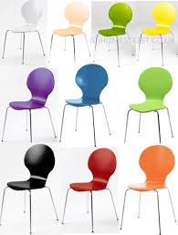 Coloured Leather Dining Chairs Dining Rooms Trendy Chairs Colors Modern Dining Chairs
