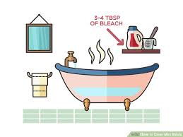 Washing Vertical Blinds In The Bath 3 Ways To Clean Mini Blinds Wikihow