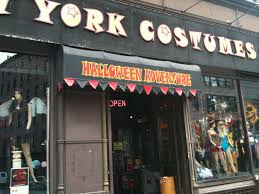 halloween spirit shop a ricky s cosmetics store in new york advertises that it is hiring