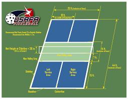 Backyard Basketball Court Ideas by Pickle Ball Court Diagram Sports Pinterest Pickling Tennis