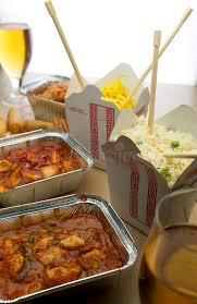 cuisine à emporter plats à emporter chinois image stock image du réception 71176863
