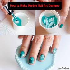 how to make marble nail art designs at home london beep