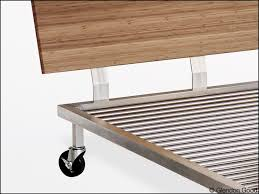 Aluminum Bed Frame Aluminum Bed Frame Glendon