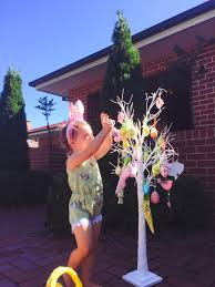 easter trees are the new christmas trees love wednesday