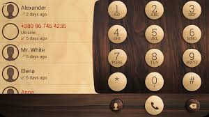 Theme For Exdialer Wooden Android Apps On Google Play
