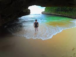 wisata murah di malang yuk jelajah pantai yang masih tersembunyi