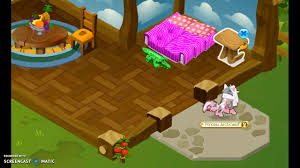Decorate A House Game by Animal Jam Speed Decorating A Small House Den Youtube