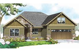Craftsman Home Plan Craftsman House Plans Cascadia 30 804 Associated Designs
