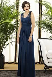 navy blue wedding dress gorgeous navy blue bridesmaid dresses to inspire you cherry