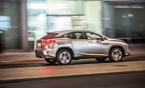 lexus rx 450h software update giant test lexus rx vs volvo xc90 vs audi q7 2016 by car magazine