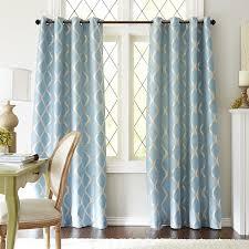 Moorish Tile Curtains Moorish Tile Curtain Smoke Blue For The Home Pinterest