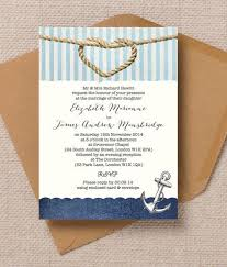nautical themed wedding invitations tie the knot with our nautical inspired wedding ideas