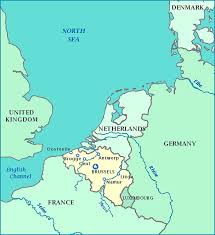 belgium and netherlands map belgium map map of belgium showing the cities rivers historic