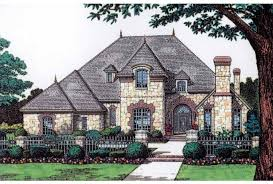 Chateau Home Plans Eplans Chateau House Plan Beautiful French Stone Home 3984