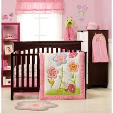 Ladybug Crib Bedding Set Graco Sweet Ladybug 3 Crib Bedding Set Walmart