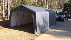 Carport Canopy Costco Outdoor Bring Your Porch To Life With Simple Portable Garage