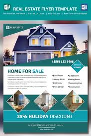 real estate flyers templates free real estate flyer templates for microsoft publisher evozym com