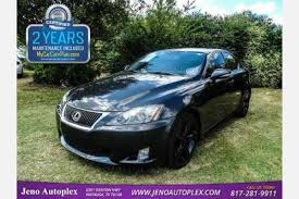 lexus of fort worth used lexus is 250 for sale in fort worth tx edmunds