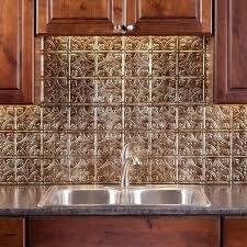 fasade kitchen backsplash backsplash fasade traditional style 1 bronze inch x inch panel