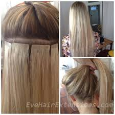 Clip Hair Extensions Australia by Tape Hair Extensions Sydney Human Hair Eve Hair Extensions