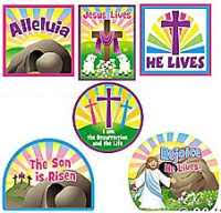 easter religious decorations easter church supplies banners