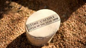 creating a time capsule for your grandkids starts at 60