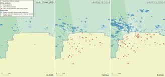 Russia Time Zone Map by Bellingcat Putin U0027s Undeclared War Summer 2014 Russian