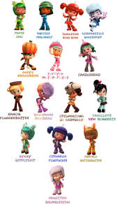sugar rush wreck ralph wiki fandom powered wikia