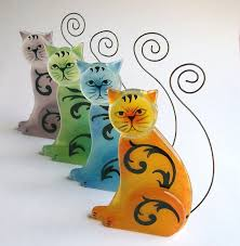 21 best fused glass cats images on fused glass