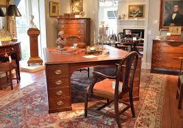 george iii mahogany partners desk raymond james antiques