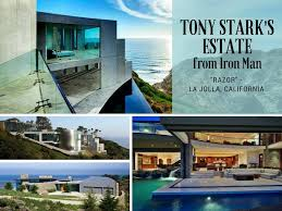 iron man s house 10 famous homes from film s and s group of crye leike realtors