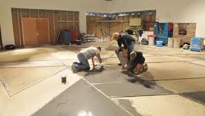subfloor preparation problem part 1 asbestos cutback and
