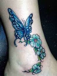 butterfly and flower tattoo designs hubpages