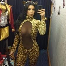 Tigress Halloween Costume 20 Celeb Halloween Costumes