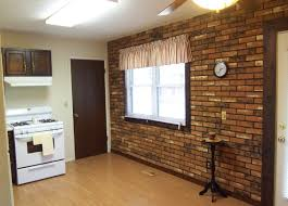 dining lovable dining room with brick wallpaper mesmerize dining