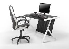 Schreibtische Weiss Holz Schreibtisch Schwarz Weiss Mca Furniture Gnicarcm Schwarz Weiß