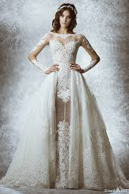 wedding dress 2015 zuhair murad bridal fall 2015 wedding dresses wedding inspirasi
