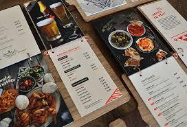 menu cuisine collective menu designs platetoplate