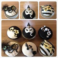masquerade halloween party ideas posh and swanky cupcake classes hen parties yorkshire