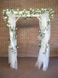 wedding arches how to best 25 indoor wedding arches ideas on ceremony