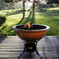 Ceramic Firepit Ceramic Fireplaces Portable Pits And Mobile Wood Fired Pizza