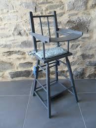 chaise pour chaise haute ancienne en bois pour poupée jouets à fabriquer ou
