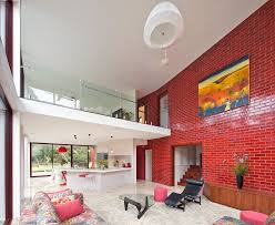 Accent Wall Living Room Tile Accent Wall Living Room Living Room Modern With Large Tv Tile