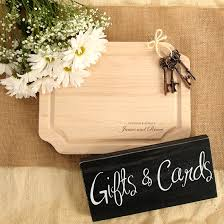 engraved wedding gifts 9 x 12 maple cutting board w engraved couples names