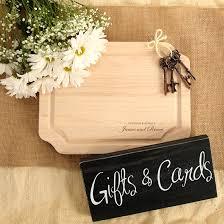 wedding cutting board 9 x 12 maple cutting board w engraved couples names